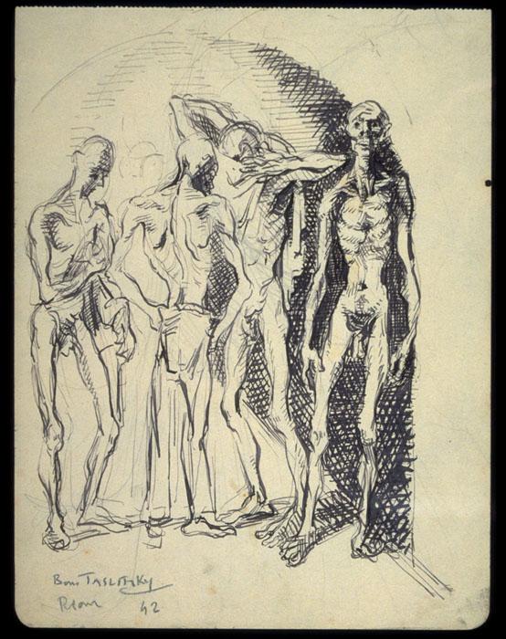 002-boris-Taslitzky-dessins-guerre-1942