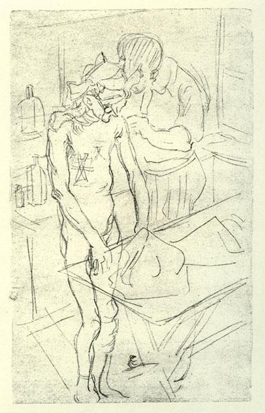 165-boris-Taslitzky-dessins-guerre-1944-Buchenwald