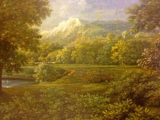 Poussin, Quatre saisons, Le Printemps