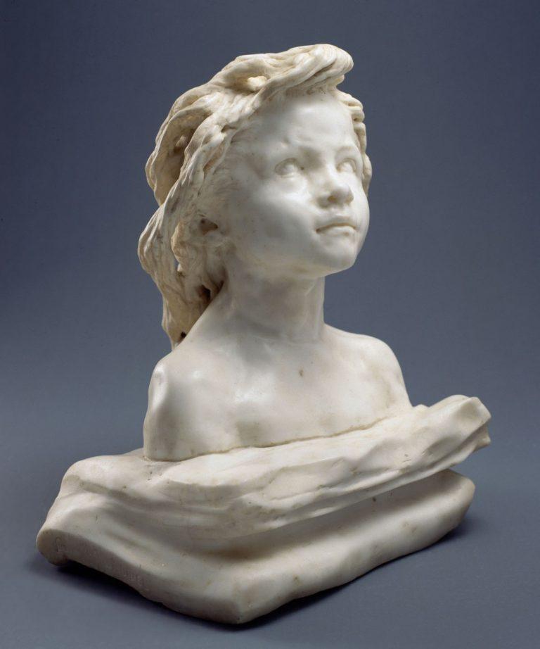 Camille Claudel, La Petite châtelaine